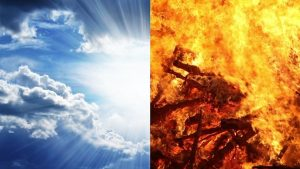 Universal Restoration vs Eternal Torment (Hell)