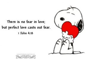 what it really means to fear the lord