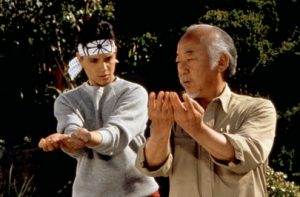 The Karate Kid screenshot